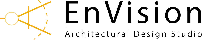 EnVision Architectural Design Studio Logo